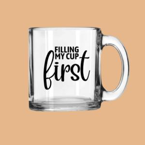 Clear Mug